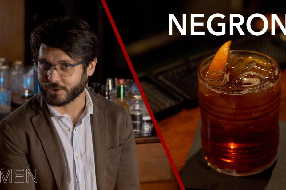 Americano, Negroni, Sbagliato.Ricetta originale e varianti.